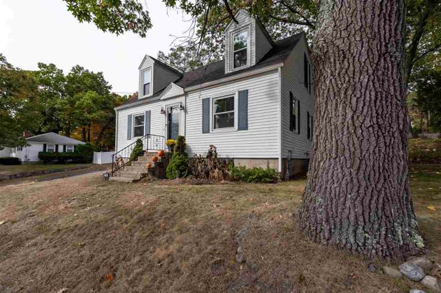 160 Kennard Road, Manchester, NH 03104 (MLS #4781946) :: Hergenrother Realty Group Vermont