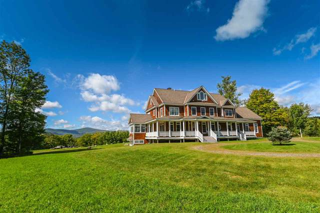557 Boyd Hill Road, Wilmington, VT 05363 (MLS #4781961) :: The Gardner Group