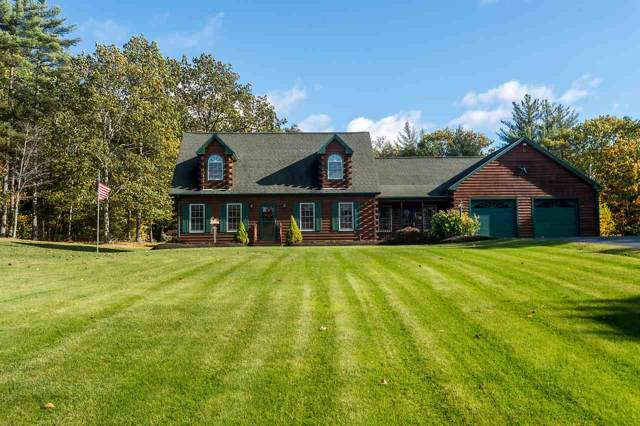 144 Evergreen Valley Road, Milton, NH 03851 (MLS #4782350) :: Hergenrother Realty Group Vermont