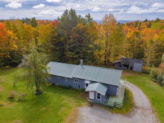 1887 West Hill Road, Wolcott, VT 05680 (MLS #4782358) :: Keller Williams Coastal Realty