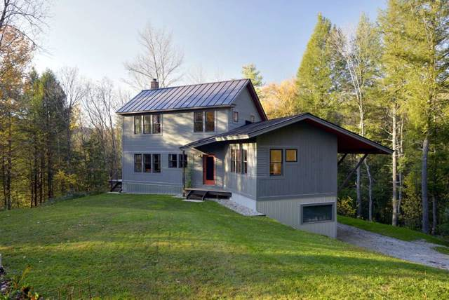 2650 Horn Of Moon Road, East Montpelier, VT 05602 (MLS #4782425) :: Team Tringali