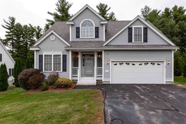21 St. Andrews Way, Londonderry, NH 03053 (MLS #4782430) :: Team Tringali