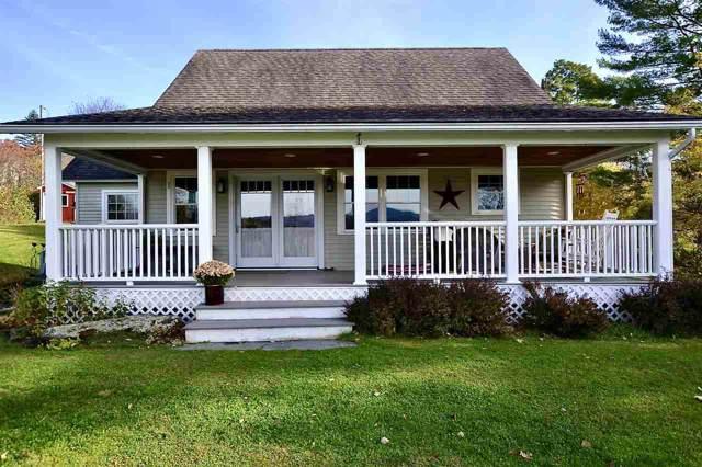 96 Hubbard Farm Road, Waterbury, VT 05677 (MLS #4782437) :: Team Tringali