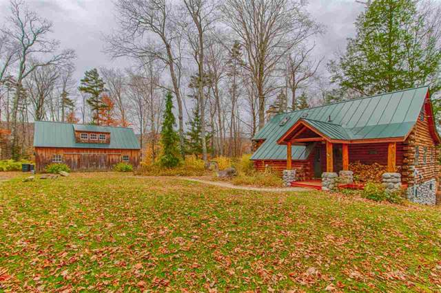 520 Barrows Towne Road, Killington, VT 05751 (MLS #4783137) :: Keller Williams Coastal Realty
