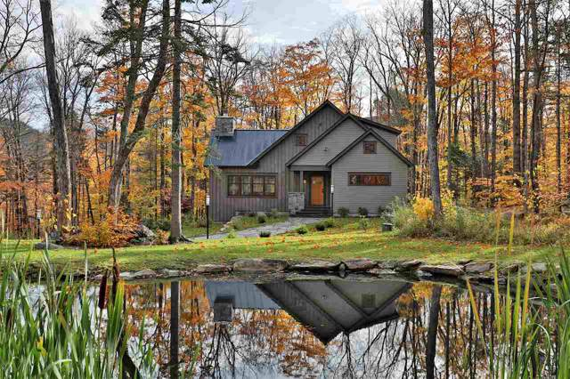 74 Gina Drive, Killington, VT 05751 (MLS #4783147) :: Keller Williams Coastal Realty