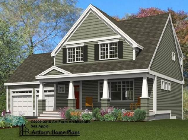 27 Kendall Lane #14, Raymond, NH 03077 (MLS #4783171) :: Keller Williams Coastal Realty