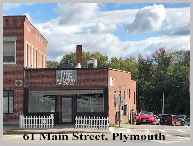 61 Main Street, Plymouth, NH 03264 (MLS #4783252) :: Team Tringali