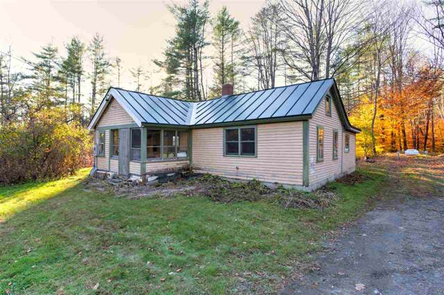 32 Ruella Road, Norwich, VT 05055 (MLS #4783369) :: Hergenrother Realty Group Vermont