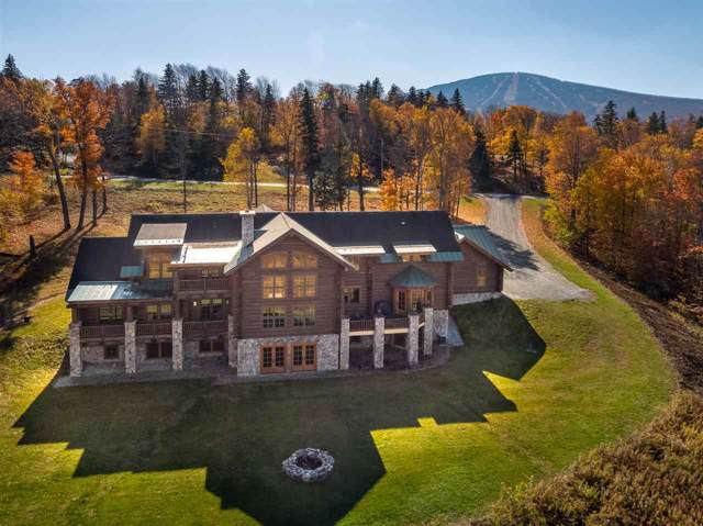 21 Old Ridge Road, Winhall, VT 05340 (MLS #4783436) :: Hergenrother Realty Group Vermont