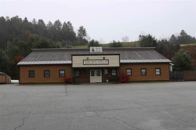 110 Business Center Road, Williamstown, VT 05679 (MLS #4783770) :: The Gardner Group