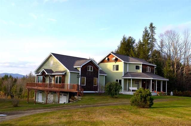 163 Plantation Road, Hyde Park, VT 05655 (MLS #4783838) :: Keller Williams Coastal Realty