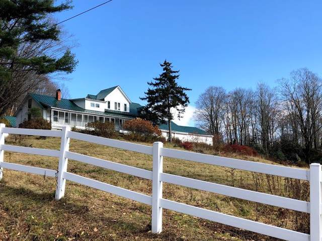 406 Shepard Hill Road, Warren, VT 05674 (MLS #4784319) :: The Gardner Group