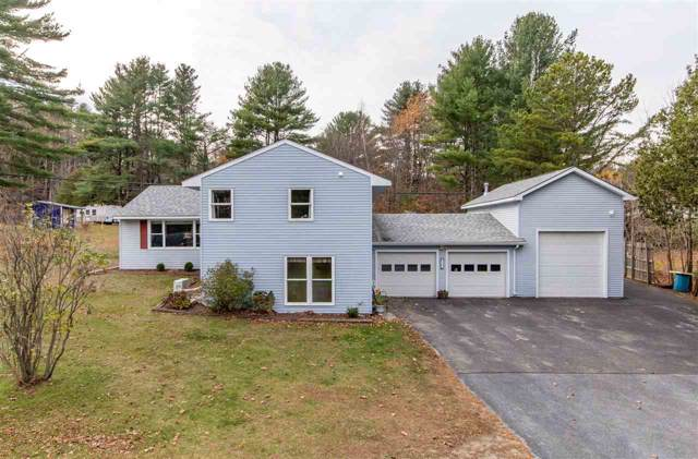 106 Us 7 North, Milton, VT 05468 (MLS #4784405) :: Hergenrother Realty Group Vermont