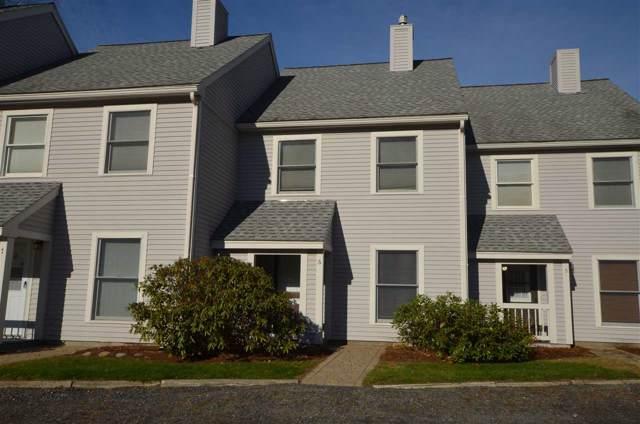 66 Hillcrest Road #6, Stowe, VT 05672 (MLS #4784420) :: Keller Williams Coastal Realty