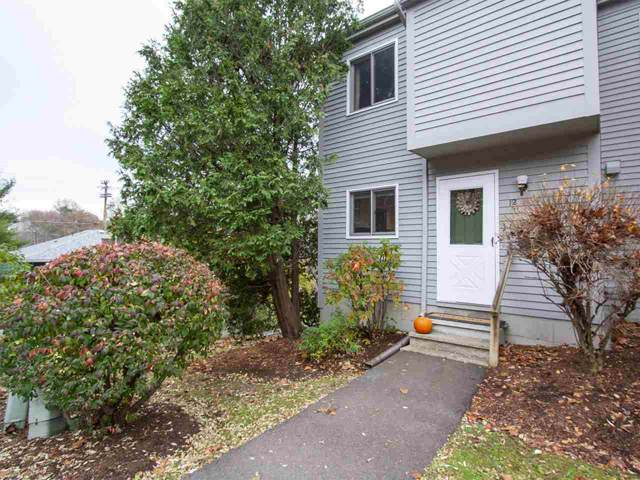 701 Dorset Street #12, South Burlington, VT 05403 (MLS #4784532) :: Hergenrother Realty Group Vermont