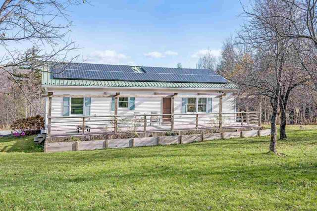 560 Richard Woolcut Road, Wolcott, VT 05680 (MLS #4784726) :: Hergenrother Realty Group Vermont