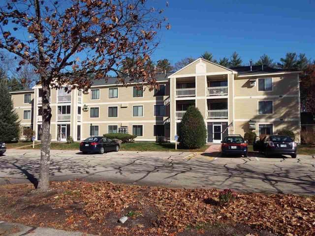 19 Saco Street #10, Conway, NH 03813 (MLS #4784764) :: Keller Williams Coastal Realty