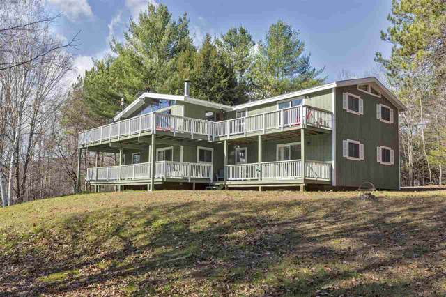 160 Strawberry Hill Road, West Windsor, VT 05037 (MLS #4784842) :: Keller Williams Coastal Realty