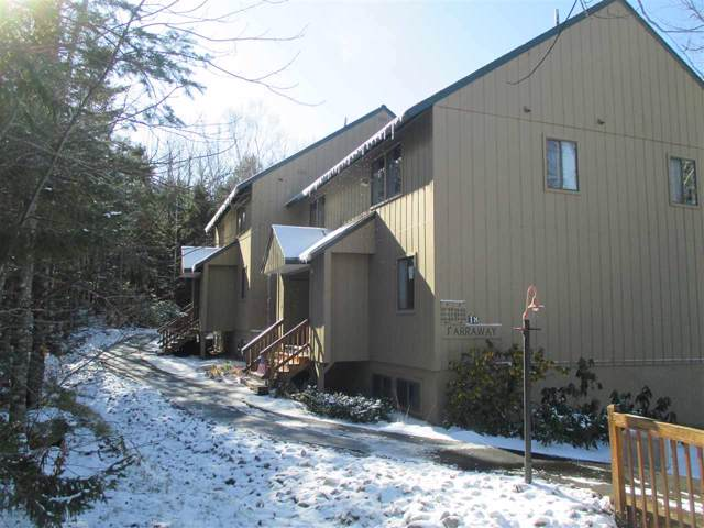 18 Windsor Hill Way #65, Waterville Valley, NH 03215 (MLS #4784889) :: Lajoie Home Team at Keller Williams Realty