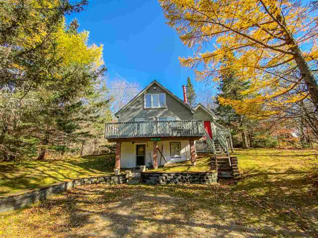 222 Blue Brook Road, Dover, VT 05356 (MLS #4784957) :: Hergenrother Realty Group Vermont
