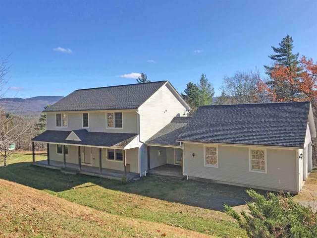 165 Morningstar Drive, Warren, VT 05674 (MLS #4784979) :: The Gardner Group