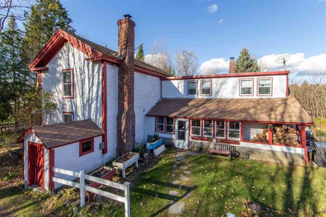 289 Buck Hollow Road, Fairfax, VT 05454 (MLS #4784998) :: Hergenrother Realty Group Vermont