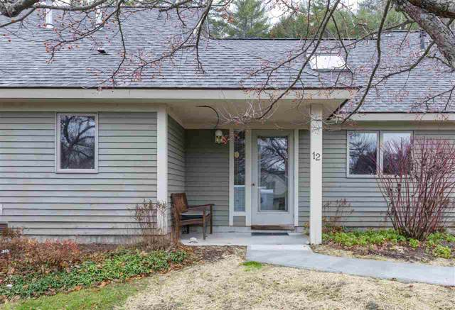 52 Azalea Circle #12, Hartford, VT 05001 (MLS #4785031) :: Keller Williams Coastal Realty