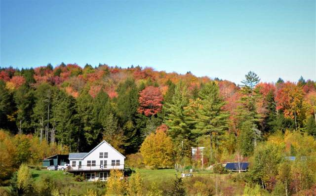 858 Brownsville Road, Moretown, VT 05660 (MLS #4785036) :: Hergenrother Realty Group Vermont