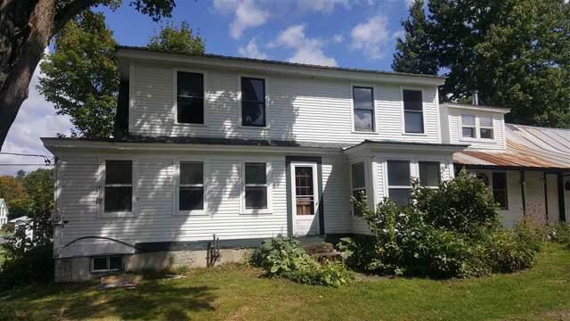 3314 Main Street, Cabot, VT 05647 (MLS #4785339) :: The Gardner Group
