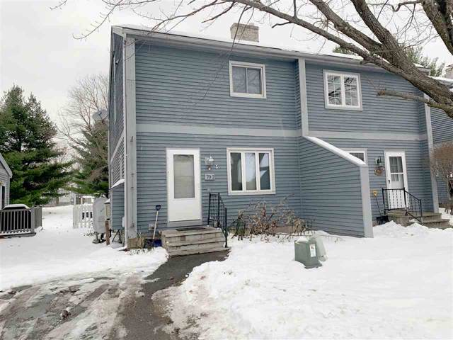 70 Heather Circle #2, Colchester, VT 05446 (MLS #4785535) :: The Gardner Group