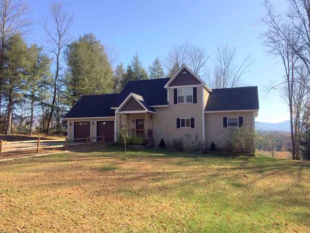263 Lake Lamoille Drive, Morristown, VT 05661 (MLS #4785555) :: Hergenrother Realty Group Vermont