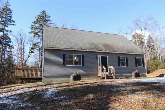 158 Leon Stocker Drive, Stratton, VT 05360 (MLS #4785662) :: Lajoie Home Team at Keller Williams Realty