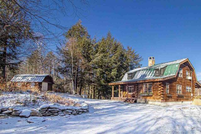 596 Stratton Arlington Road, Stratton, VT 05360 (MLS #4785664) :: Lajoie Home Team at Keller Williams Realty