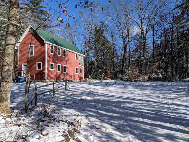 2589 Eaton Road, Eaton, NH 03849 (MLS #4785702) :: Keller Williams Coastal Realty