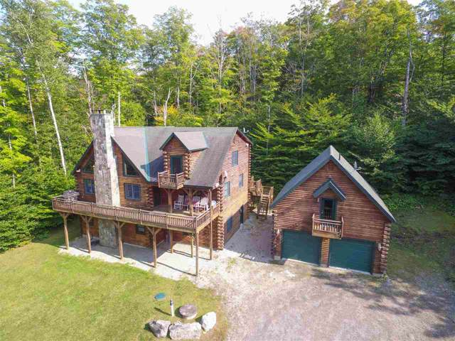 299 Edie Lane, Jamaica, VT 05343 (MLS #4785705) :: Hergenrother Realty Group Vermont