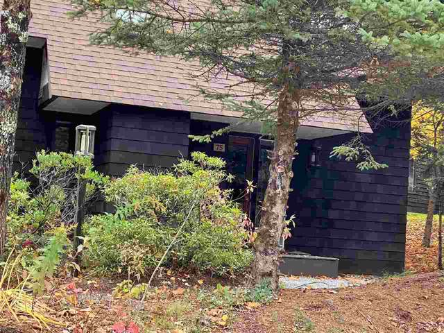 75 Pond View Road #75, Winhall, VT 05340 (MLS #4785735) :: Lajoie Home Team at Keller Williams Realty