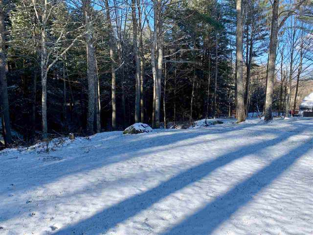 Hartland Hill Road, Woodstock, VT 05091 (MLS #4785931) :: Hergenrother Realty Group Vermont