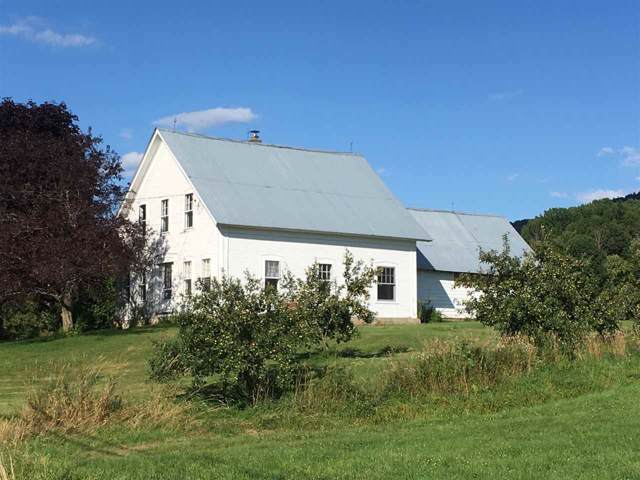 1939 East Warren Road, Waitsfield, VT 05673 (MLS #4785965) :: Hergenrother Realty Group Vermont