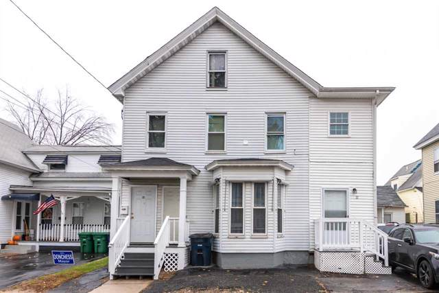 22 Beech Street, Nashua, NH 03060 (MLS #4785967) :: Hergenrother Realty Group Vermont