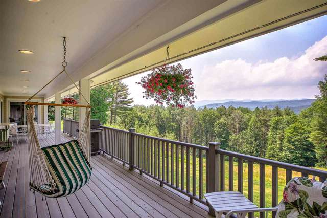 229 Blankey Cottage Lane, Woodstock, VT 05091 (MLS #4786056) :: Hergenrother Realty Group Vermont