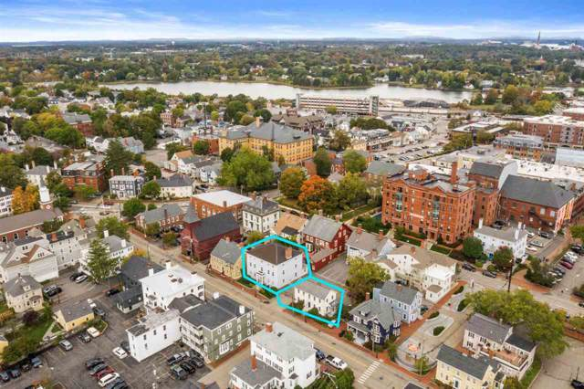 95 & 105 Court Street, Portsmouth, NH 03801 (MLS #4786167) :: Keller Williams Coastal Realty