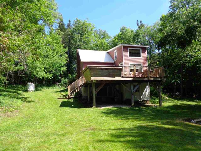 1721 Killington Road, Killington, VT 05751 (MLS #4786268) :: Hergenrother Realty Group Vermont