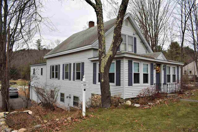 1151 Nh Route 175, Campton, NH 03223 (MLS #4786376) :: Hergenrother Realty Group Vermont