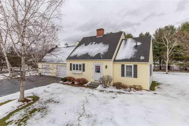74 Wildersburg Common, Barre Town, VT 05641 (MLS #4786574) :: The Gardner Group