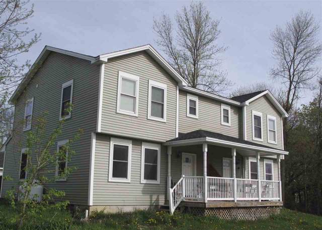 60 West Main Street, Vergennes, VT 05491 (MLS #4786634) :: The Gardner Group