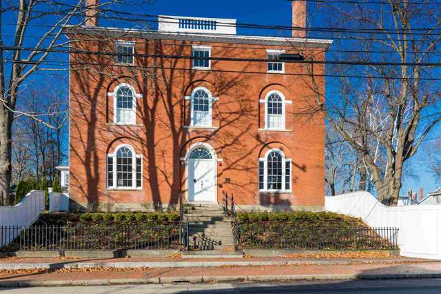 180 Middle Street #2, Portsmouth, NH 03801 (MLS #4786721) :: Keller Williams Coastal Realty