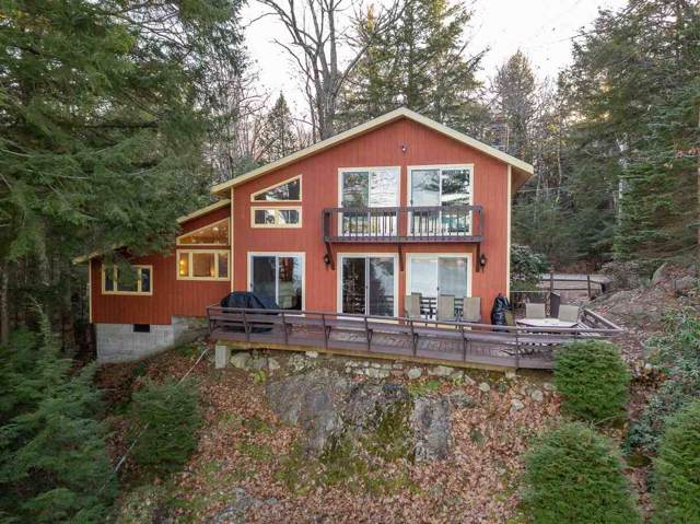 158 Minge Cove Road, Alton, NH 03810 (MLS #4786824) :: Hergenrother Realty Group Vermont