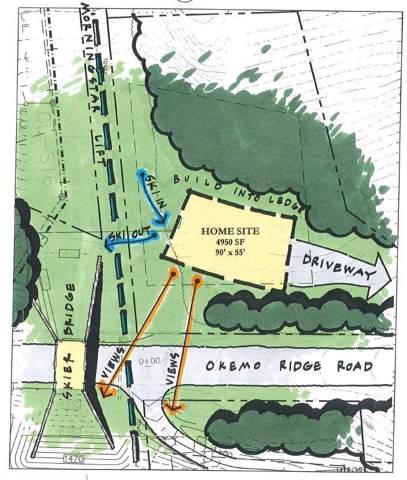 S-16 Okemo Ridge Road S-16, Ludlow, VT 05149 (MLS #4786878) :: The Gardner Group