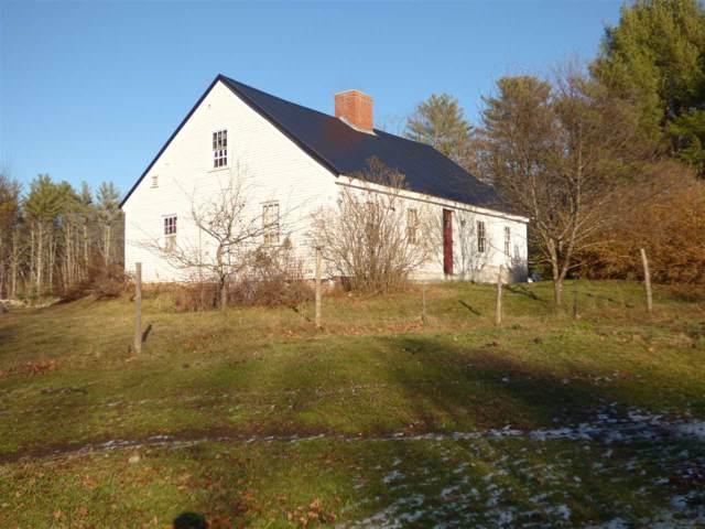 44 Stoddard Road, Wolfeboro, NH 03894 (MLS #4787141) :: Keller Williams Coastal Realty