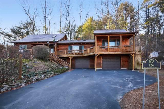 126 Holiday Hills Drive, Bristol, NH 03222 (MLS #4787167) :: Keller Williams Coastal Realty